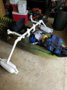 West Marine cayman rod/stabilizers