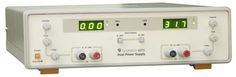 Scientech 4075 DC Dual Power Supply is designed as a Constant Current (CC) and Constant Voltage (CV) source for use in laboratories, industries and field testing. With compact size, light weight and low power loss, it provides DC output voltages for Analog and Digital testing. A special automatic overload (current) protection circuit limits the maximum current to 2A. Two displays (one 3-digit display for voltage & other 3-digit for current) are used to read the values. These two can be…