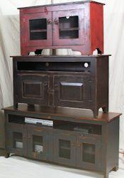 Handmade Shaker TV Stands