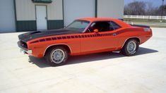 1970 Plymouth AAR Cuda presented as Lot F114 at Kissimmee, FL