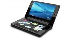 Toshiba Shows Dual Display Netbook/eReader