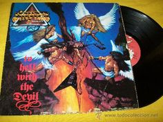 stryper to hell with the devil | STRYPER -- TO HELL WITH THE DEVIL ....LP DE 1986 CON 11 TEMAS ...