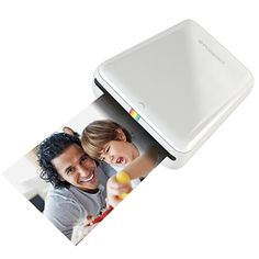 Polaroid Mobile Printer- THIS is on my Christmas wish list!! I'm sick of all my photos being stuck on my phone and never doing anything with them. This is quick and easy. Perfect for adding to the kids journals. {aff} #wishlist