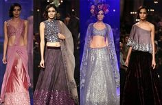 Spectacular Indian Bridal Wear at Lakmé Fashion Week | Bollywood Showstoppers