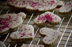 Swedish Rye Cookies ~ FAMILY + CRAFT