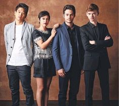 the death cure cast