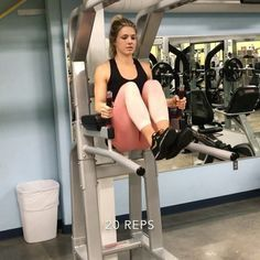 """2,647 Likes, 61 Comments - Claire P. Thomas (@clairepthomas) on Instagram: """"Good morning peeps! I decided to do this leg raise circuit similar to the one in my CPT Fit Core…"""""""