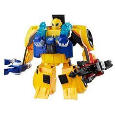 5a2e4c991f2f Playskool Heroes Transformers Rescue Bots Bumblebee Rescue Guard