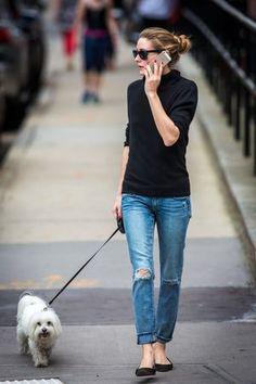 Olivia Palermo u chic kombinaciji | BUDI.IN Mobile