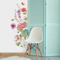 Lisa Audit Garden Flower Giant Wall Decals