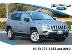 2015 *Jeep Compass* Sport 4D Sport Utility (Gray)