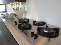 Great combination of our 4-PITTs Dempo in stainless steel. @ Wim van der Ham, Zoetermeer, NL