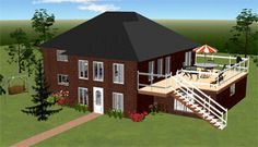 2-story-deck