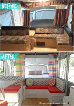 Leigh's Pop Up Camper Makeover - The Pop Up Princess