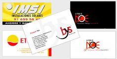 ¿Está necesitando tarjetas de presentación que capten la atención? Nuestros probados diseños de alta calidad ayudarán a que su empresa sea reconocida. Con nuestro trabajo profesional, el éxito de su tarjeta personal está garantizado.
