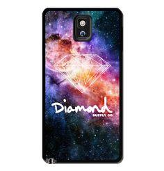 Diamond Supply Co Galaxy Nebula Samsung Galaxy S3 S4 S5 Note 3 Case