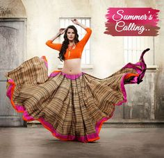 Let the #Summer fashion take control..