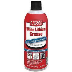 CRC White Lithium Grease, 10 oz. 05037: Advance Auto Parts