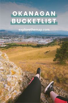 Explore waterfalls, panoramic hikes, family-friendly outdoor adventures, and more with our ultimate outdoor Okanagan bucket list! Hiking Guide, Beautiful Waterfalls, Future Travel, Vancouver Island, Canada Travel, Winter Scenes, Go Camping, Amazing Destinations, British Columbia
