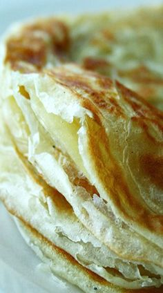 Roti Canai.