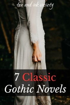 These classic Gothic novels will send a delicious chill up your spine! Get ready for secret passages, dark plots, rapacious villains, and Gothic fiction at its best, from Ann Radcliffe to Wilkie Collins to Louisa May Alcott. via and Ink Society Literature Books, Classic Literature, Best Classic Books, Great Books To Read, Good Books, Gothic Books, Gothic Movies, The Woman In White, Books A Million