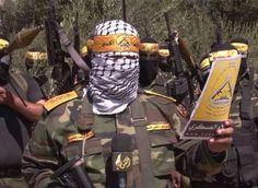 Les membres de la Division Martyr Nidal Al-Amoudi du Fatah ont lu une déclaration condamnant Mahmoud Abbas, président de l'Autorité palestinienne, pour sa présence aux funérailles de l'ancien président israélien Shimon Peres. « Nous nous sommes engagés...