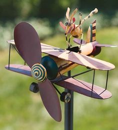 Gentil Whirlygigs Images | Garden Whirligigs Review At Kaboodle