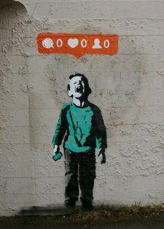 boy street art