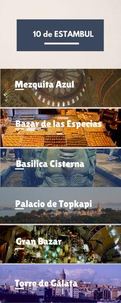 10 imprescindibles de Estambul. Viajando en Turquía. Pasión por los viajes en Asia