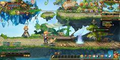 Lunaria Story é um MMORPG 2D lateral com elementos de plataformas. Semelhante a jogos como Maple Story, os jogadores podem esperar uma experiência repleta de ação e cenários incríveis.