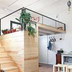 De viejo garaje a fantástico loft