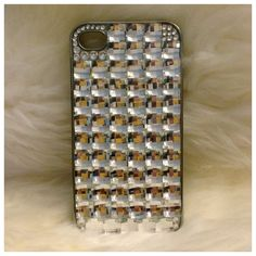 Simply GORGEOUS, CHIC and absolutely FAB!- Available for both iPhone 4/4S