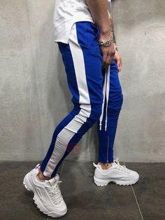 Pantalones Casual Moda Colores Hombres   Tidebuy.com Pantalones Jogger  Hombre 70bf16fe1b0d