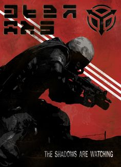 Helghast Propaganda Poster 7 by jimzomb1e on deviantART