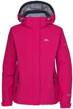 Chic Ladies Trespass Florissant Waterproof Coat Jacket women's Jackets from top store Waterproof Breathable Jacket, Waterproof Coat, Raincoats For Women, Jackets For Women, Women's Jackets, Vest Jacket, Nike Jacket, Ladies Hooded Jacket, Blazer