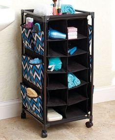 373a15ae96 Rolling Shoe Rack Portable Footware Organizer Storage Caddy Closet Shoes  Dorm  Unbranded Shoe Storage Unit