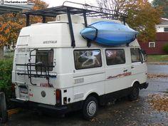 New Volkswagen Camper Vans | ... :: VW Classifieds - New Price! 1993 VW LT Florida, Diesel Camper Van