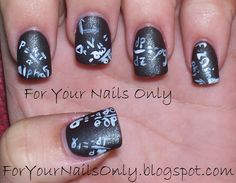 46 Best School Time Nails Images On Pinterest Cute Nails