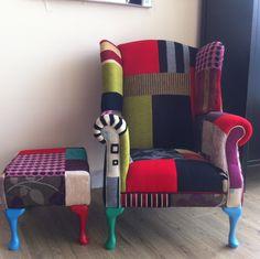Patchwork Furniture <3