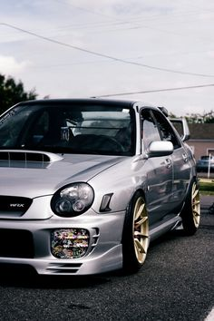 Adding to its amazing line up of boxer motor vehicles, Subaru as of late divulged its new 2019 Series.Gray WRX and WRX STI models. Tuner Cars, Jdm Cars, Subaru Wrx, Colin Mcrae, Japanese Domestic Market, Japan Cars, Sweet Cars, Car Tuning, Modified Cars