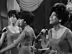 "The Supremes ""Where Did Our Love Go"" 1964 (written by Holland-Dozier-Holland)"