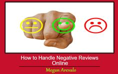 A handful of bad reviews can wreak havoc on your business if not handled correctly. But don't be afraid of them! Follow these steps to deal with negative reviews and you will shine online.