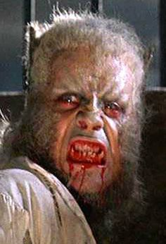 Oliver Reed in Hammer Film's 'Curse of the Werewolf'