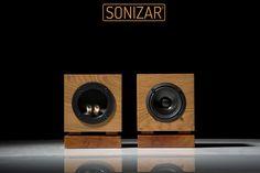 Altavoces Hechos a mano Poligon - Handmade loudspeakers Poligon model.