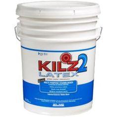 Kilz 2  White Primer and Sealer-
