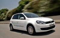 VW Golf: E-Car