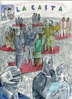Página 38. La casta | FronteraD