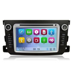 Keep car original style user interface car DVD GPS radio for Mercedes Benz Smart Fortwo (2012-) BT RDS steering wheel contro - UNUM CLICK - Online Shopping for Electronics, Fashion, Home & Garden, Toys & Sports, Health & Beauty and more