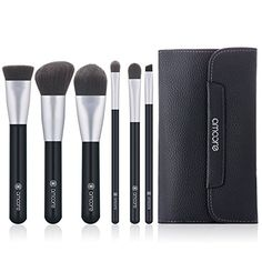 Shop for Makeup Brushes With Case, Amoore Make Up Brush Set foundation Brush Eyeshadow Brush Travel Set Pcs, Dark Grey). Starting from Choose from the 2 best options & compare live & historic beauty prices. Makeup Brush Cleaner, Lip Brush, Makeup Brush Set, Foundation Sponge, Foundation Brush, Powder Foundation, Beauty Sponge, Makeup Sponge, It Cosmetics Brushes