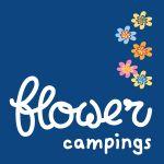 Logo Flower Campings